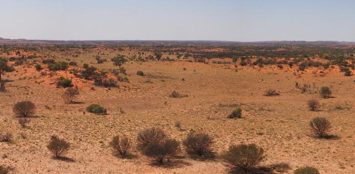 L'Outback australien