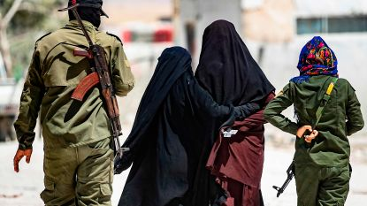 """""""Belgische IS-strijders toch niet ontsnapt uit Koerdisch gevangenkamp"""""""
