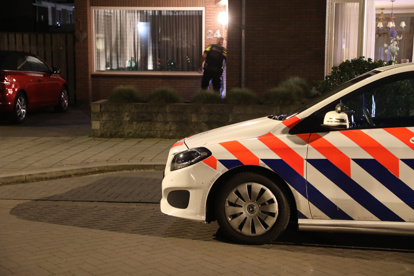 Overval in de Hertog Hendrik I Straat in Oss.