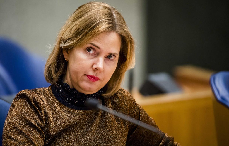 Minister Cora van Nieuwenhuizen (minister van Infrastructuur en Waterstaat)