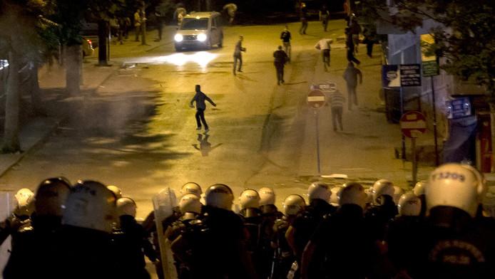 Agenten grepen al eerder in hoofdstad Ankara
