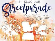 Parade van 500 muzikanten als opening Dweildag in Hasselt