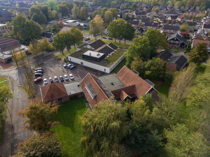 LOSSER - 20171031 - Gebied in Losser, tussen Muchteweg, Vlasakker en Diepenbrocklaan gaat tegen de vlakte. Editie: OL Foto Christian van der Meij TT20171031
