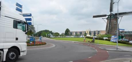 Tijdelijks spitsfile in Groesbeek 'onvermijdelijk'
