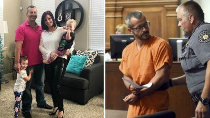 """Vader die zwangere vrouw en dochters vermoordde wil DNA-stalen van nek laten nemen: """"Ik wil geen bewijsmateriaal verloren laten gaan"""""""