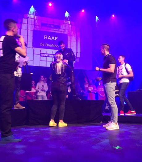 Enschedees DJ-talent wint Kunstbende Overijssel