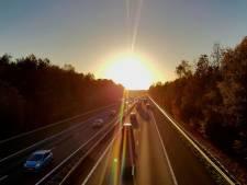 'Snelweglopers': aantal is verdubbeld, vooral op de A58 is het vaak prijs