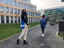 Als coronacoach medestudenten wijzen op de maatregelen: 'We zitten allemaal in hetzelfde schuitje'