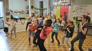 Leerlingen Wonderwijs werken aan eigen musical