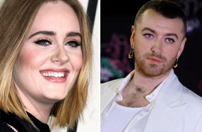 Zijn Adele en Sam Smith dezelfde persoon?