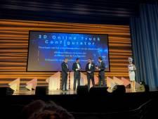 DAF wint Computable Award voor online samenstellen vrachtwagen
