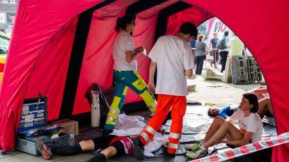 Nog 19 lopers in het ziekenhuis na snikhete Ten Miles