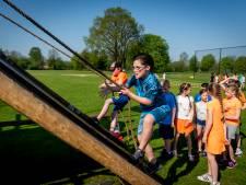 Lekker sporten in de hitte tijdens Koningsspelen Almelo