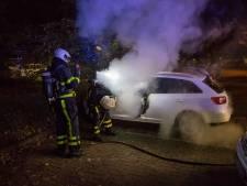 Weer twee autobranden in Steenbergen-Zuid