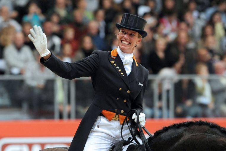 Anky van Grunsven (AFP) Beeld