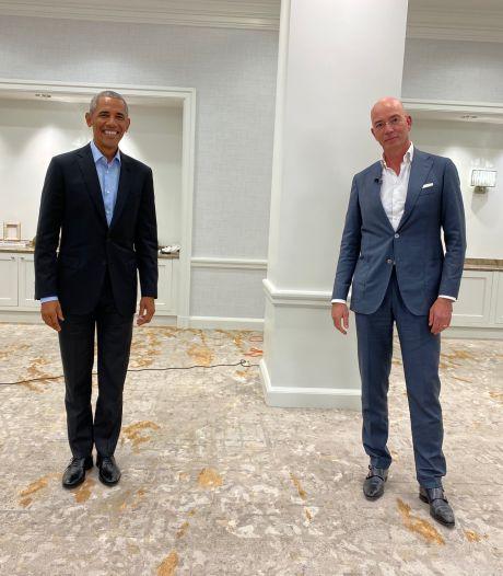 Tommy Wieringa uit Goor interviewt Obama: 'Hier moest alles voor wijken'