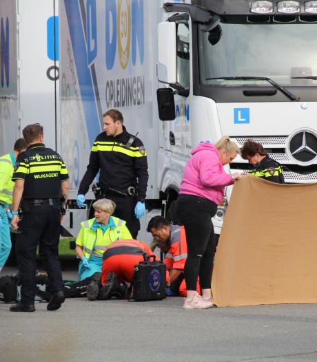 Motorrijder zwaargewond bij ongeluk in Naaldwijk