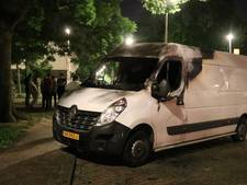 Auto uitgebrand in Kanaleneiland, brandstichting niet uitgesloten