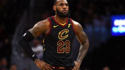 En nu, King James? Toekomst LeBron onzeker, Philadelphia en LA Lakers nadrukkelijk in beeld
