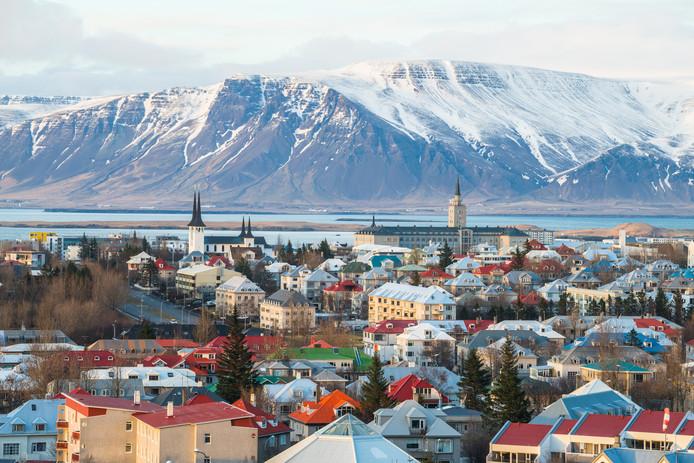La capitale Reykjavik