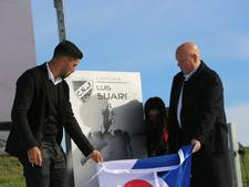 Club Nacional vernoemt trainingsveld naar Luis Suárez
