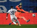 Vinícius Júnior voorkomt puntenverlies Real