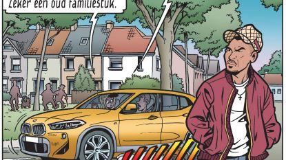 Matteo Simoni en Regi worden stripfiguren in nieuwe 'De Kiekeboes'