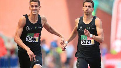 Een nieuwe (mentale) uitdaging: Franse sprintcoach traint Borlées in zomer
