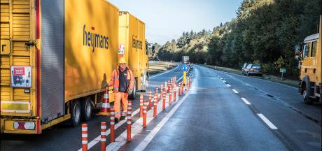 Aanpassingen aan N271 tussen Gennep en Heijen klaar in mei 2020