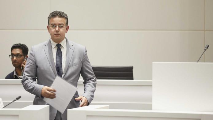 Goedendag Rachid Guernaoui D66