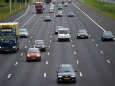 Verkeersruzie begint bij Rotterdam en eindigt 70 kilometer verderop met aanhouding