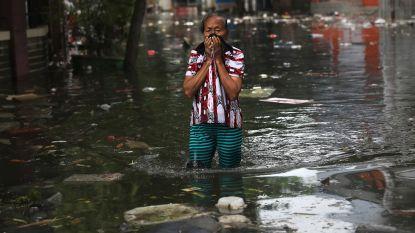 Aardbeving in Indonesië, intussen volop strijd tegen overstromingen (met onder meer kunstmatige regen)