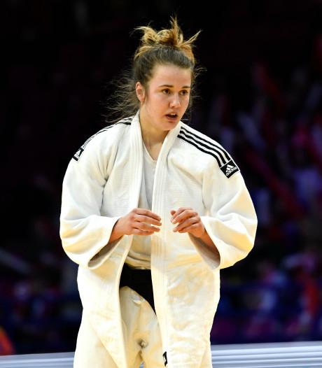 Nederlandse judoka's pakken zilver op  EK voor gemengde landenteams