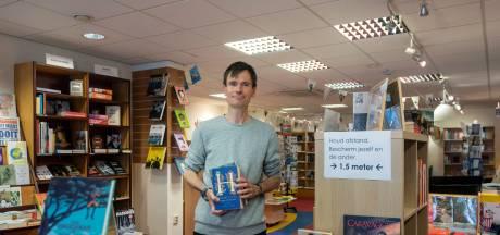 Laatste literaire boekhandel dreigt uit Bemmel te verdwijnen; 'Ik houd een klein beetje salaris over'