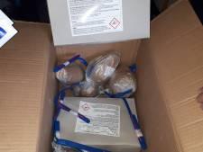 Honderden kilo's illegaal vuurwerk in schuur bij woning in Winterswijk