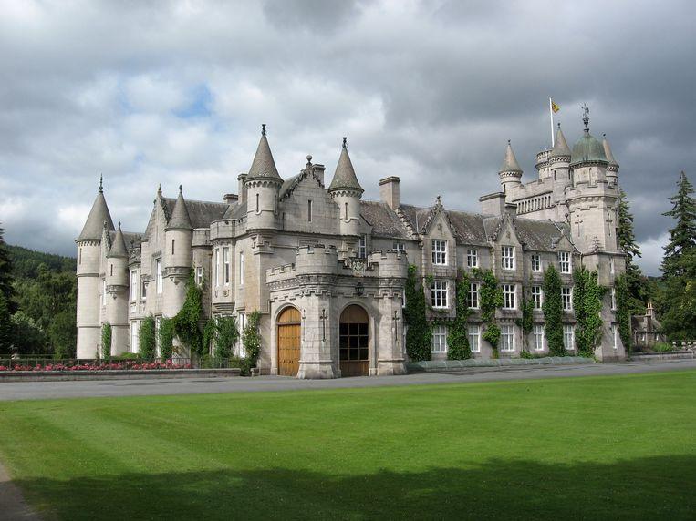 Het Schotse buitenverblijf van de Queen, Balmoral. Beeld Harmen Van Dijk
