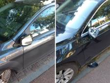 Meerdere auto's vernield in Arnhem-Noord