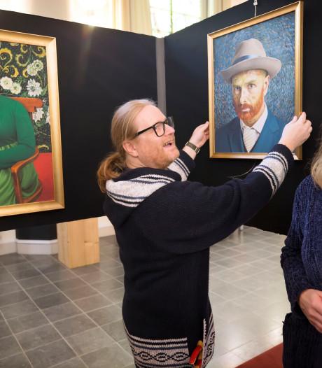 Expositie in Etten-Leur: 'Modellen van Van Gogh tot leven wekken'
