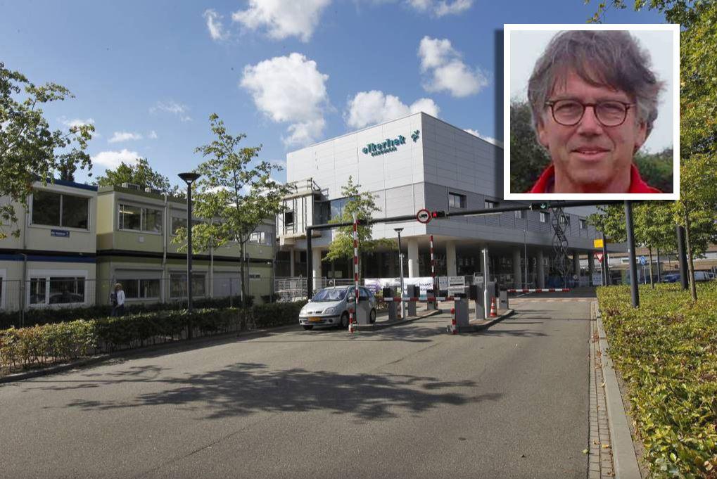 Dick van Goor is de nieuwe directeur van het Elkerliek Ziekenhuis in Helmond.