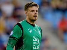 FC Utrecht zonder reservegoalie Jensen naar La Manga