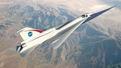 Muisstil en pijlsnel: 'Zoon van de Concorde' vliegt in 3 uur van Londen naar New York