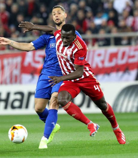Sol in de wolken met debuut voor Dinamo Kiev: 'Dit is het begin van iets speciaals'