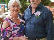 Na 50 jaar huwelijk nog steeds zielsgelukkig