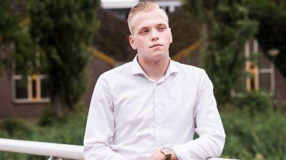 """Nicky (21) redde tijdens tramaanslag in Utrecht een vrouw, maar kreeg haat over zich heen. """"Doe je een keer wat goed"""""""