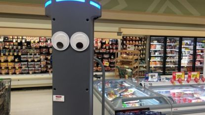 Ahold Delhaize wil robots inzetten