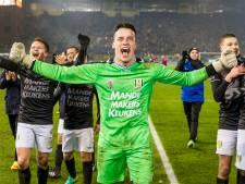 RKC is aardig in evenwicht met NAC Breda