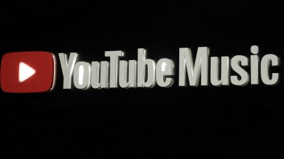 Muziekapp van YouTube komt naar België
