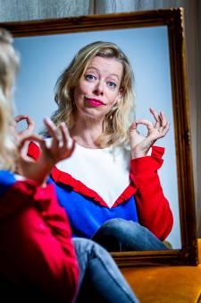 Dordtse comédienne: Weg met die onzekerheid