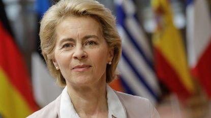 Von der Leyen neemt nieuwe kandidaten uit Frankrijk en Hongarije in Europese Commissie op