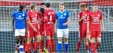 Bouyaghlafen bezorgt FC Den Bosch oefennederlaag in Almere